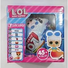 Кукла LOL Русалка