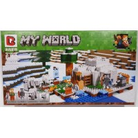 Конструктор My World 958