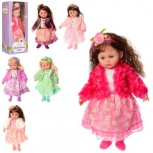 Кукла маленькая панночка M 3862 RU