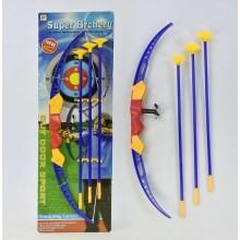 Игрушечный лук со стрелами на присосках 951-1