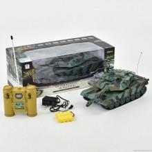 Танк на радиоуправлении 99804 Abrams M1A2