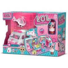 Игрушка госпиталь LOL с куклой QL 049-1