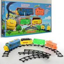 Железная дорога 3021