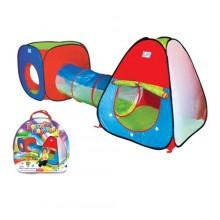 Детская палатка с тоннелем M 2958