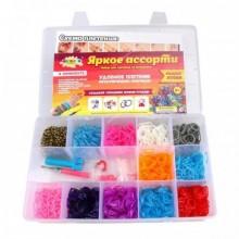 Набор для плетения браслетов HY190-B12